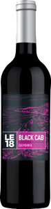 Le18- Black Cabernet Bottle