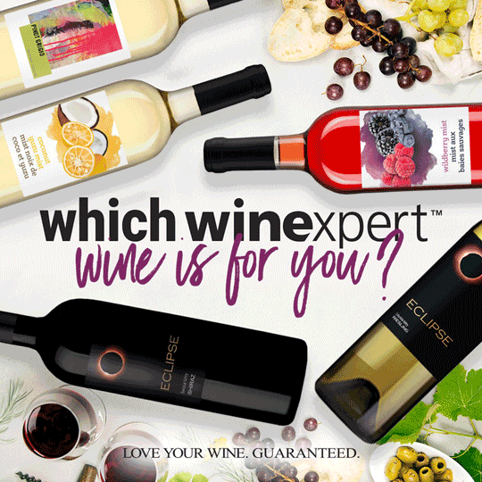 Find your perfect wine